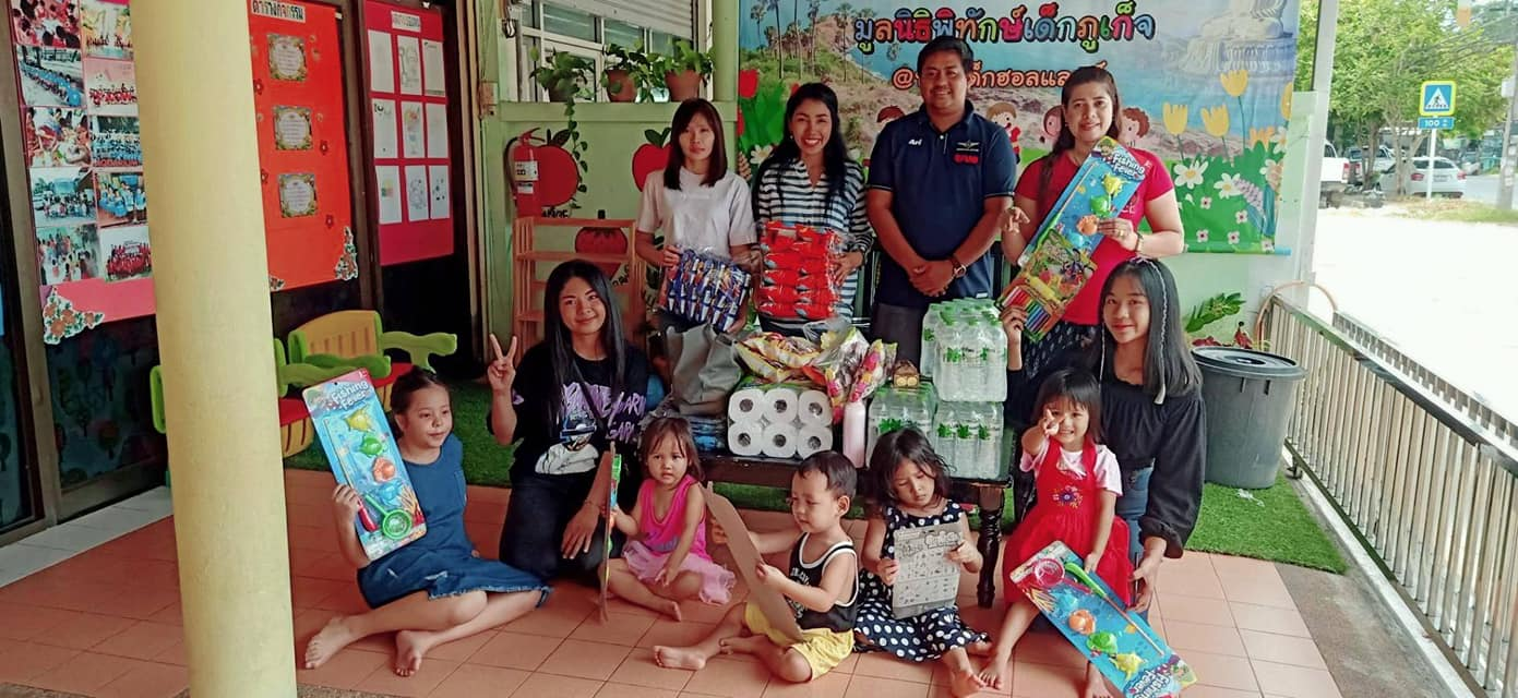 Rawai Pool League Donate for the Holland House Project